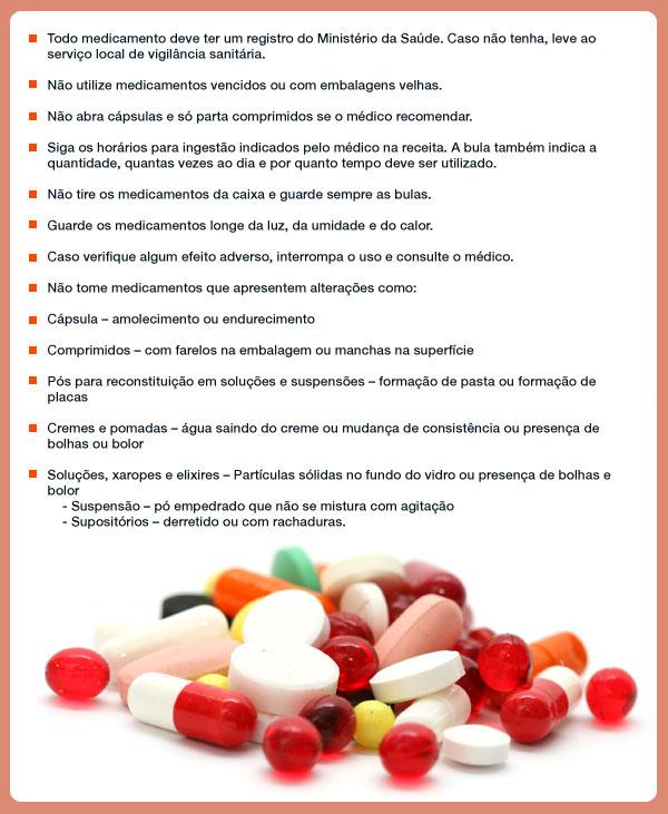 Dicas de remedicamentos | Portal Amigo do Idoso