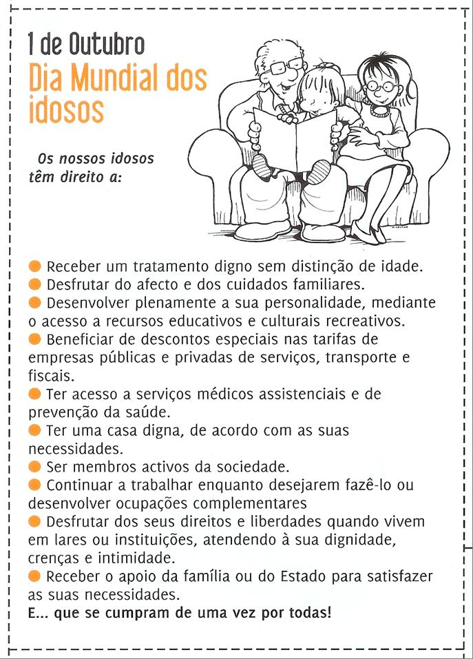 Dia do Idoso | Portal Amigo do Idoso