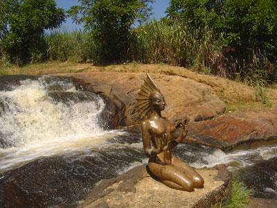 cachoeira da India