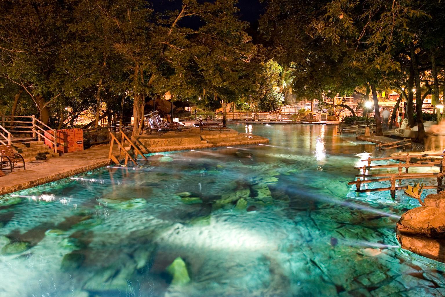 Rio Quente Resorts (GO) promove evento para terceira idade